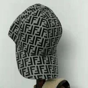 Fendi Zucca Monogram vintage hat